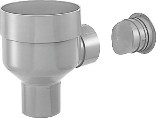 下水道関連製品 ビニマス M 150-300シリーズ ドロップキャップ付 (DR) MC-DR150PX150-300 Mコード:41890 前澤化成工業