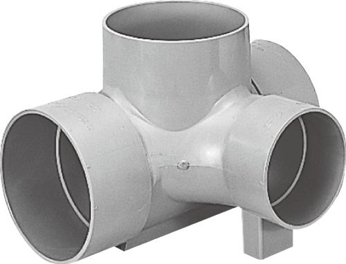 下水道関連製品 ビニマス M 200シリーズ 90度合流 (90Y) M-90Y右200X150-200 Mコード:41958 前澤化成工業