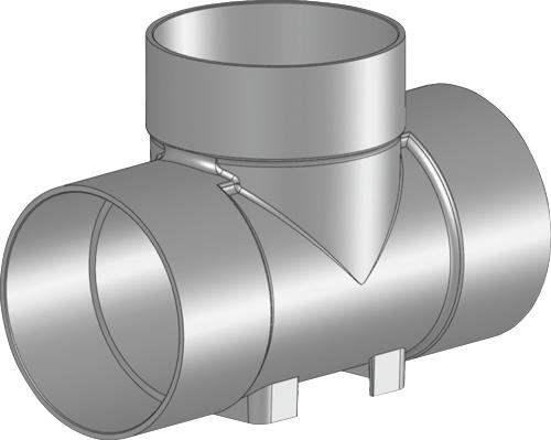 下水道関連製品 ビニマス M 200シリーズ ストレート (ST) M-ST200-200 Mコード:41969 前澤化成工業