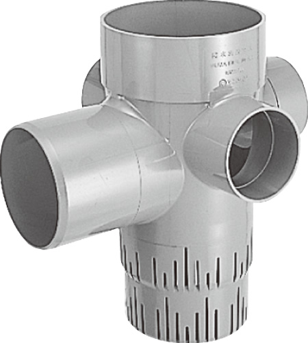 下水道関連製品 雨水マス/雨水浸透マス PVC製雨水浸透マス SUMA SUMA 150-200シリーズ SUMA-ST150-200 Mコード:42258 前澤化成工業