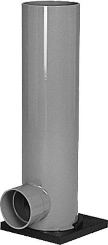 下水道関連製品 フリーインバートマス 横型 F-FM125S-200 F-FM125S-200 F-FM125S-200台座付 Mコード:43611 前澤化成工業