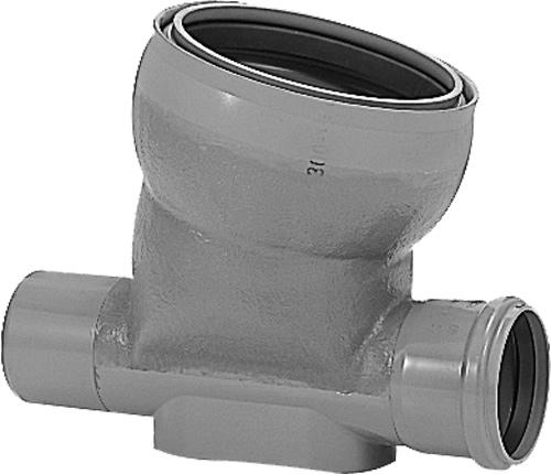 下水道関連製品 ビニホール 傾斜対応型ビニホール 300 KF15VHR150-300 KF15VHR-ST150-300 Mコード:46244N 前澤化成工業