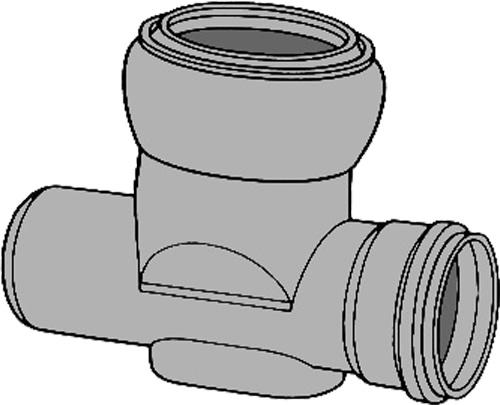 下水道関連製品 ビニホール 傾斜対応型ビニホール 300 KF15VHR200-300 KF15VHR-ST200-300 Mコード:46348N 前澤化成工業