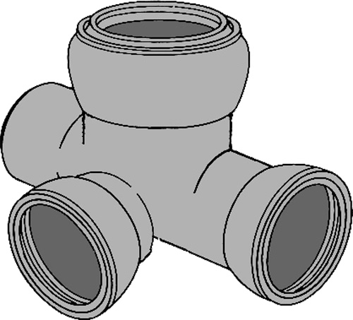 下水道関連製品 ビニホール 傾斜対応型ビニホール 300 KFVHF250-300シリーズ KFVHF-ST250-300 Mコード:46826 前澤化成工業