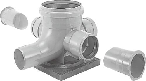 下水道関連製品 公共マス KD-200型 KD -90WY KD-90WY150PX100R-200 Mコード:48095 前澤化成工業