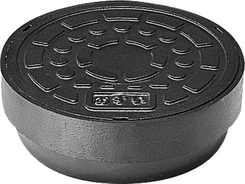下水道関連製品 蓋 鋳物蓋シリーズ CDRKB-AI CDRKBAI-200鎖 Mコード:51241 前澤化成工業