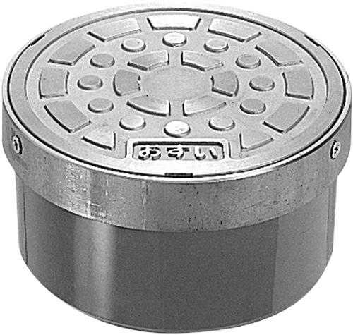 下水道関連製品 蓋 ステンレス蓋 CS-AI CSAI-150鎖うすい Mコード:51445 前澤化成工業