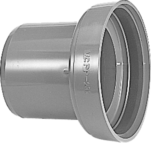 下水道関連製品 排水特殊継手 陶管/ヒューム管用継手 陶管継手 VCPP/VCPS VCPP200偏芯 Mコード:70057 (前澤化成工業、積水、東栄管機 他) 配管部品,管材