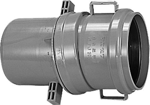 小型マンホール用自在継手15FJ 15FJ200 Mコード:70070 (前澤化成工業、積水、東栄管機 他) 下水道関連製品 排水特殊継手 排水用自在継手配管部品,管材