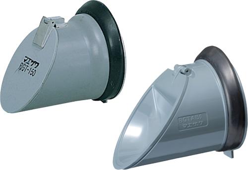 下水道関連製品 排水特殊継手 防臭弁/防臭逆止弁 防臭逆止弁 (陶管用) BGT BGT-300 Mコード:70592 (前澤化成工業、積水、東栄管機 他) 配管部品,管材