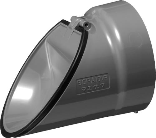 下水道関連製品 排水特殊継手 防臭弁/防臭逆止弁 防臭逆止弁 (VP用) BGP BGPA150P Mコード:71306 (前澤化成工業、積水、東栄管機 他) 配管部品,管材