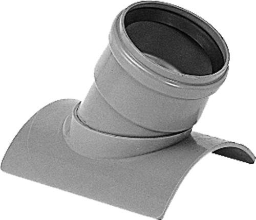 下水道関連製品 下水道継手 支管 塩ビ管用管軸60度支管 K60SVR K60SVR450-200 Mコード:75570 (前澤化成工業、積水、東栄管機 他) 配管部品,管材