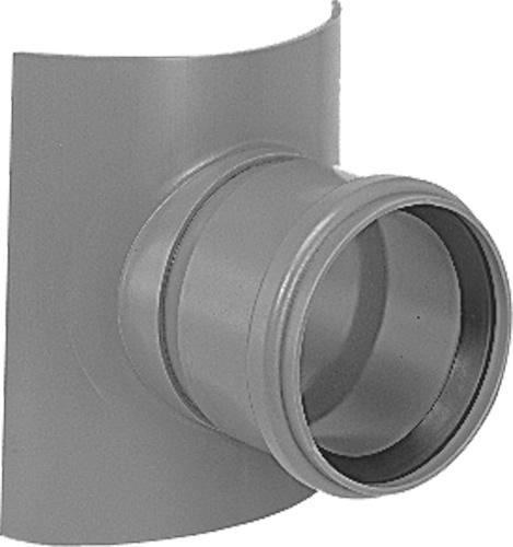 下水道関連製品 フリーインバートマス フリーインバート用支管 ゴム輪受口 90FVR 90FVR300-250 Mコード:75587 前澤化成工業