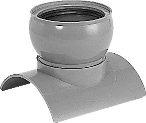 下水道関連製品 下水道継手 自在支管 塩ビ管用90度自在支管 90SVRF 90SVRF300-200 Mコード:75606 (前澤化成工業、積水、東栄管機 他) 配管部品,管材