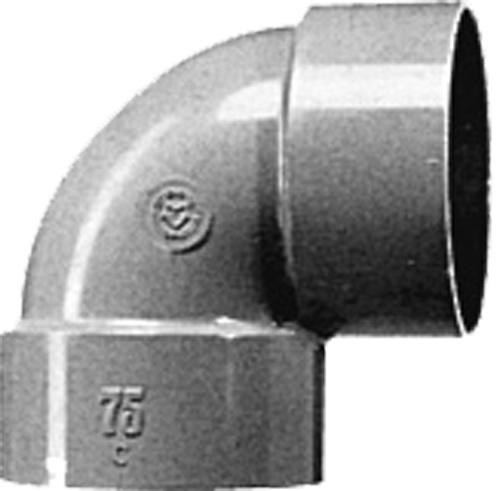 DV90゜エルボ HDL300 Mコード:76719 (前澤化成工業、積水、東栄管機 他) 下水道関連製品 DV継手/VU継手 DV継手配管部品,管材