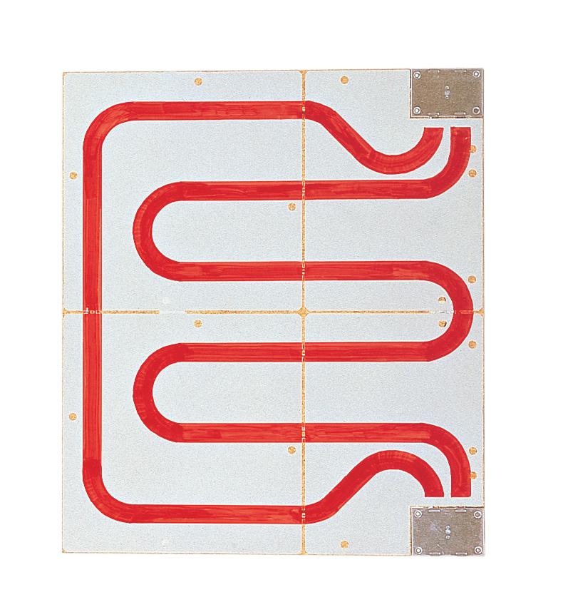 三菱 換気扇 【VPH-S5T4】 床暖房システム 放熱器 床暖房パネル(根太上設置タイプ) 【沖縄・北海道・離島は送料別途必要です】