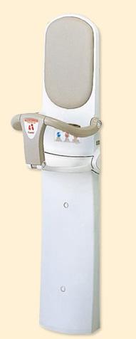 BK-F62 ベビーキープ・スリムF62 超薄型ベビー専用チェア トイレ設備 コンビウィズ株式会社【メーカー直送のみ・代引き不可・NP後払い不可】