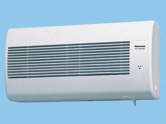 【FY-10W-W】Q-hiファン(熱交換形)10畳用 熱交換タイプ 壁掛形 10畳用 色:ホワイト換気扇 パナソニック【Q-hiファン D】