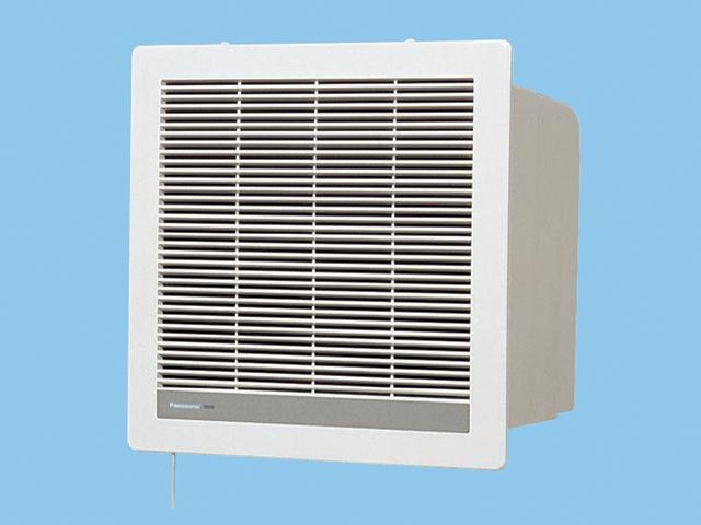 【FY-14ZL-W】 壁面埋込形空調換気扇 壁埋熱交形 連動式シャッター 色=ホワイト 温暖地・準寒冷地用 換気扇 パナソニック