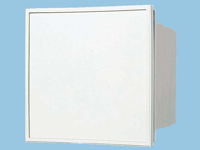 【FY-14ZTAD】 埋込形空調換気扇 壁埋熱交形 インテリアパネルタイプ 電気式シャッター 急速換気付 色=ホワイト 温暖地・準寒冷地用 換気扇 パナソニック