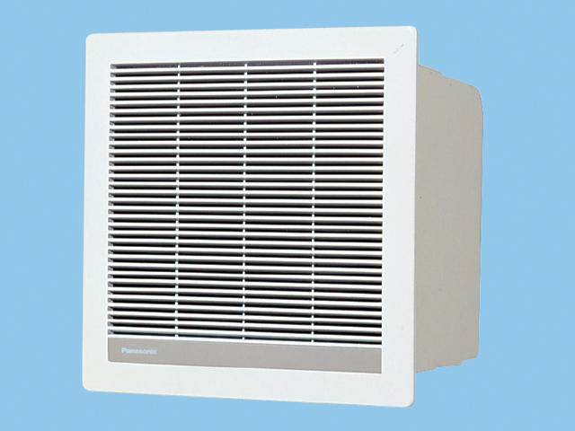 【FY-14ZTD-W】 壁埋込形空調換気扇 壁埋熱交形 電気式シャッター 急速換気付 色=ホワイト 温暖地・準寒冷地用 換気扇 パナソニック