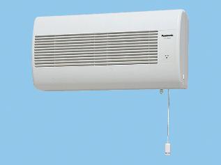 気調・熱交換形 【FY-16ZG1-W】 壁掛形 温暖地・準寒冷地用換気扇 パナソニック