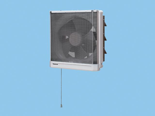 【FY-25EJM5】 フィルター付金属製換気扇 金属製換気扇(フィルター付) 排気 電気式シャッター 埋込寸法:30cm角換気扇 パナソニック