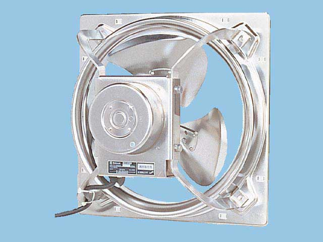 【FY-25GTX4】 有圧換気扇 有圧換気扇 ステンレス製 排気仕様 25cm 三相・200V 公称出力:20W 取付開口寸法(内寸):275mm角換気扇 パナソニック