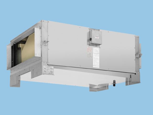 【FY-25TCW3】 厨房形キャビネットファン(大風量タイプ) 消音ボックス付送風機 キャビネットファン 厨房形 ステンレス製・天吊形 大風量タイプ 三相200V換気扇 パナソニック