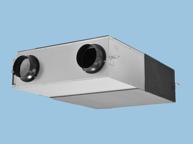 【FY-30KBD1】 熱交気調 熱交換気システム 気調システム 熱交気調(天井・床下埋込形) 単相100V 適用パイプ径:Φ150 IAQ制御搭載 DCモーター・風量一定制御搭載換気扇 パナソニック