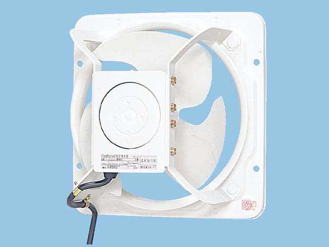 有圧換気扇 有圧換気扇 低騒音形 排-給気兼用仕様 三相・200V【FY-30MTU3】【FY30MTU3】換気扇 パナソニック
