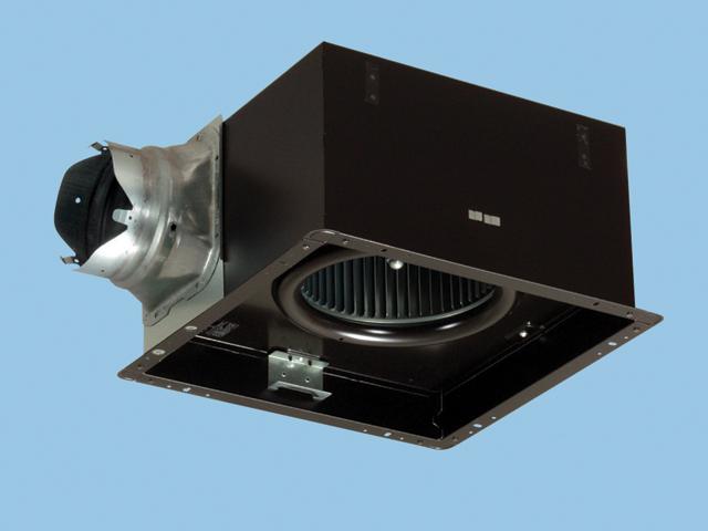 【FY-32BKA7】 天埋換気扇(鋼板)ルーバー別売・風量切替 排気・強-中-弱-微 低騒音・大風量形 風量切替機能内蔵形 鋼板製本体 ルーバー別売タイプ 埋込寸法:320mm角 適用パイプ径:φ150mm換気扇 パナソニック