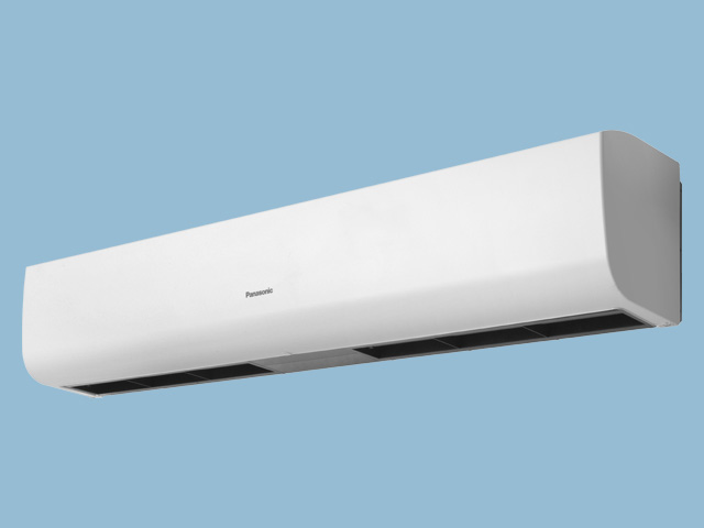 【FY-40ELT1】パナソニック エアカーテン 120cm幅 クリーン機器 三相200V 換気扇 標準取付有効高さ4m 業務用、店舗、事務所用 【FY-40ELT】の後継品【エアーカーテン S】