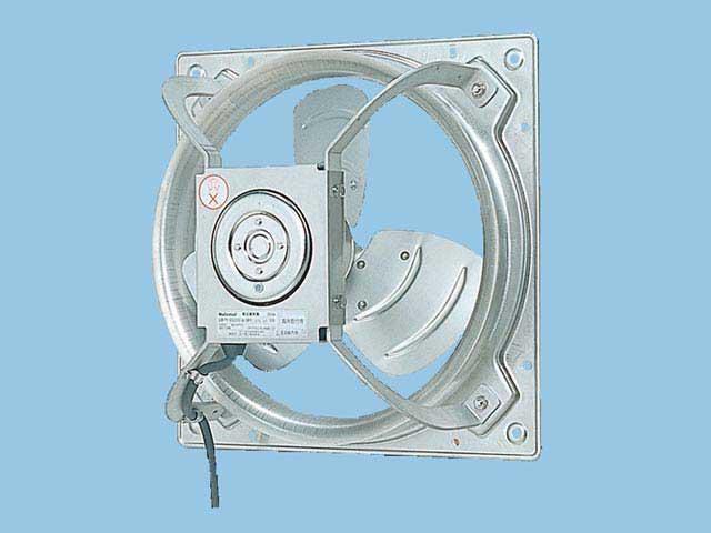【FY-40GSXS4】 有圧換気扇 有圧換気扇 ステンレス製 排気仕様 40cm 単相・100V 公称出力:200W 取付開口寸法(内寸):445mm角換気扇 パナソニック