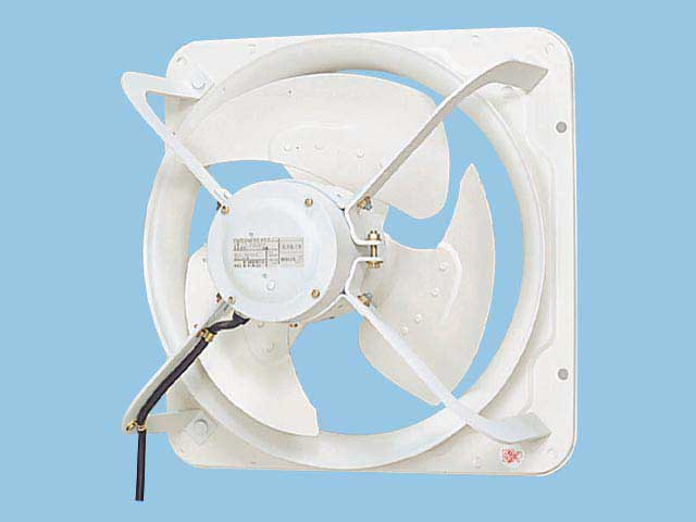 有圧換気扇 有圧換気扇 低騒音形 排-給気兼用仕様 三相・200V【FY-60KTV3】【FY60KTV3】換気扇 パナソニック
