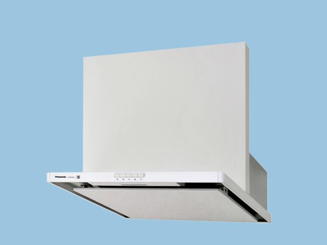 【FY-6HZC4S3-W】 UR向け スマートスクエアフード スマートスクエアフード 公共住宅用 [BL規格:排気型3型] 給気シャッター連動形 60cm幅 シロッコファン・ソフトプッシュスイッチ 色:ホワイト換気扇 パナソニック 【セルフリノベーション】