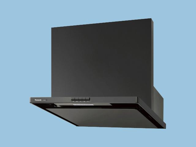 【FY-6HZC4S4-K】 UR向け スマートスクエアフード スマートスクエアフード 公共住宅用 [BL規格:排気型4型] 給気シャッター連動形 60cm幅 シロッコファン・ソフトプッシュスイッチ 色:ブラック換気扇 パナソニック