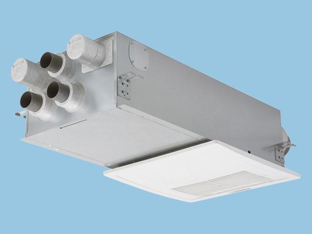 【FY-80VB1ACL】 熱交換気ユニット(カセット形) 熱交気調(カセット形、ACモーター) 微小粒子用フィルター搭載 換気扇 パナソニック【業務用 熱交換気ユニット H】