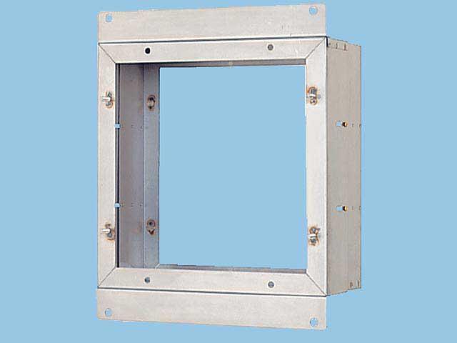 有圧換気扇取付枠 専用部材 スライド取付枠(RC壁用) 30cm用 ステンレス製【FY-KCX30】【fy-kcx30】 換気扇 パナソニック