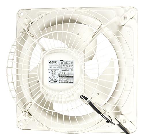 三菱 換気扇 部材 産業用換気送風機 【G-105EB】有圧換気扇システム部材 バックガード 【せしゅるは全品送料無料】【セルフリノベーション】