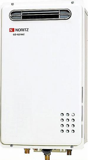 ノーリツ ガス給湯器 【GQ-1620WZ-2】 16~2.5号 [新品] 【せしゅるは全品送料無料】【沖縄・北海道・離島は送料別途必要です】