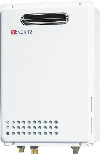 GQ-1637WX 給湯器 16号 給湯専用 ノーリツ 屋外壁掛形(PS標準設置形) オートストップあり