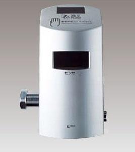 LIXIL・リクシル トイレ 大便器自動洗浄システム オートフラッシュCセンサー一体形後付けタイプ(電池式) 【OKC-500SD】 INAX