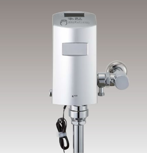LIXIL・リクシル トイレ 大便器自動洗浄システム オートフラッシュC センサー一体形 【OKC-5110SCW】 シャワートイレ自動洗浄対応 INAX