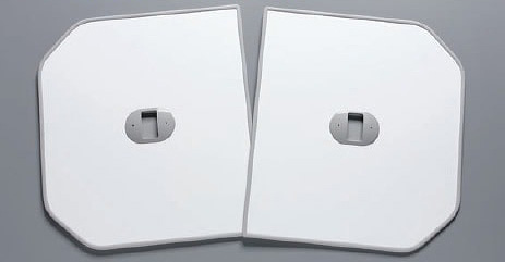 TOTO ふろふた 【PCF1140R】 軽量把手付き組み合わせ式 (2枚) 【セルフリノベーション】