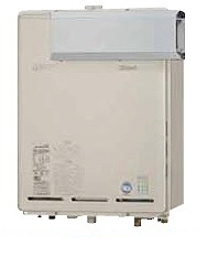 RUF-E2011AA(A) フルオート アルコーブ設置型20号【RUF-E2011AA-A】給湯・給水接続 15Aタイプ エコジョーズ【RUFE2011AAA】 リンナイ ガスふろ給湯器 設置フリータイプ ecoジョーズ