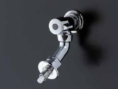 TOTO 水栓金具【TW11GR】 緊急止水弁付洗濯機用水栓 「ピタットくん」 露出タイプ(壁給水タイプ)