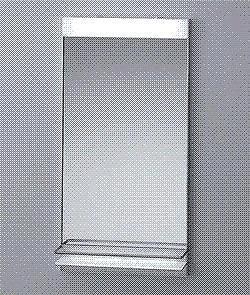 【せしゅるは全品送料無料】TOTO トイレ アクセサリー ハイクオリティ化粧鏡【EL80009】ひかる棚シリーズ 【沖縄・北海道・離島は送料別途必要です】【セルフリノベーション】