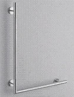 TOTO トイレ アクセサリー インテリア・バー(コンテンポラリタイプ)【YHR86MR・YHR86ML】ステンレスタイプ(ショットブラスト仕上げ) L型【せしゅるは全品送料無料】【セルフリノベーション】