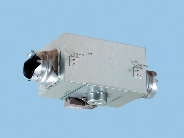 【FY-20DZM4】 中間ダクトファン オール金属タイプ オール金属形・排気〈強-弱〉 風圧式シャッター 鋼板製換気扇 パナソニック